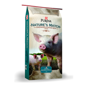 Purina Nature's Match Grower Finisher