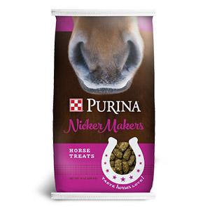 Purina® Nicker Makers™ Horse Treats