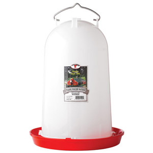Little Giant 3 Gallon Plastic Poultry Fount