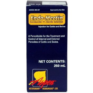 Endo-Mectin Injectable Dewormer