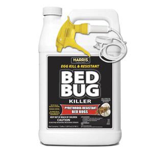 Harris® 128 oz. Toughest Bed Bug Killer