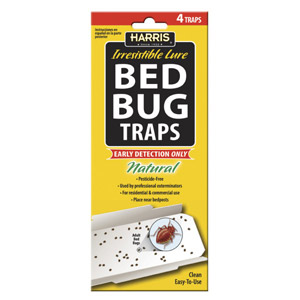 Harris® Bed Bug Detection Traps