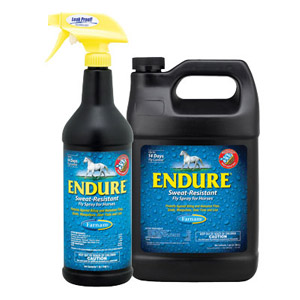 Endure® Sweat-Resistant Gallon Refill Fly Spray for Horses