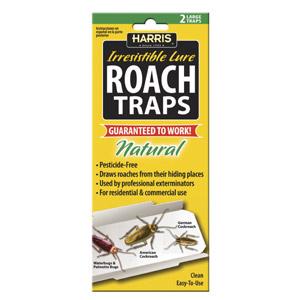 Harris® 2-pack Roach Traps