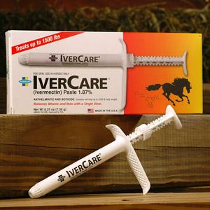 IverCare® Ivermectin Equine Dewormer