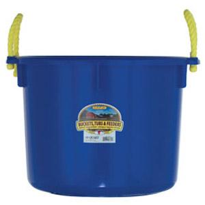 40 Quart Muck Tub - Blue