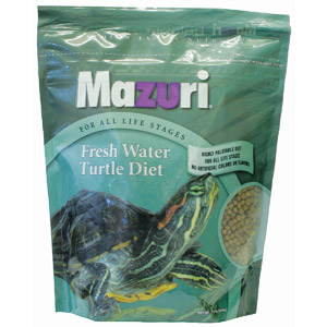 Mazuri® Fresh Water Turtle