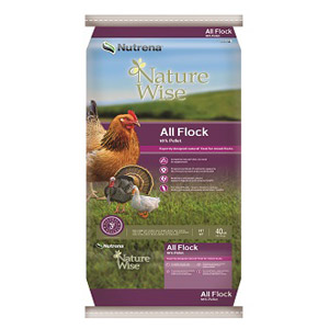 Nutrena® NatureWise® All Flock Feed