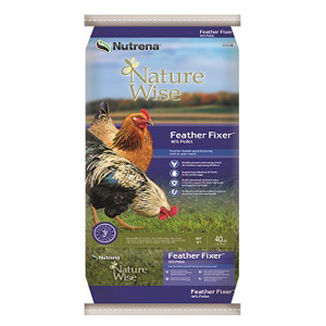 Nutrena® Feather Fixer™ Poultry Feed