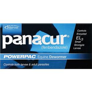 Intervet Panacur® Powerpac Equine Dewormer