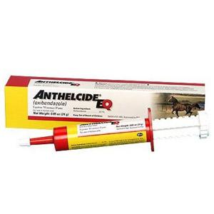 Pfizer Health ANTHELCIDE® EQ Paste Dewormer
