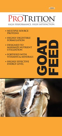 Protrition 16% Textured Goat Feed