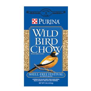 Purina Wild Bird Chow Shell-Free Festival™