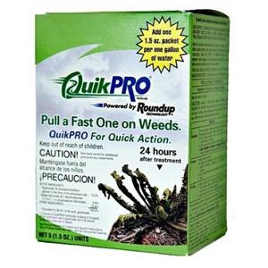 Roundup QuikPro™ 1.5 oz. DosePak Herbicide