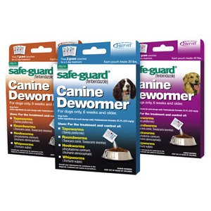 Safe-Guard® 3-Day Canine Dewormer Powder