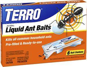 Terro Ant Bait Station-Liquid