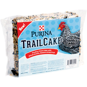 Purina® TrailCake™ Poultry Treat Cake