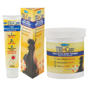 TRI-Care® Triple Action Wound Treatment