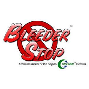 OXYGEN BLEEDER STOP