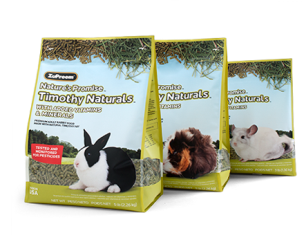 NATURE'S PROMISE® TIMOTHY NATURALS™ GUINEA PIG FOOD