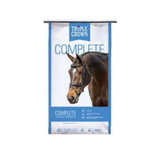 Triple Crown Complete horse feed Kissimmee Valley Feed