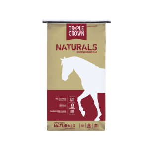 Triple Crown Naturals Pelleted Horse Feed Kissimmee Valley Feed