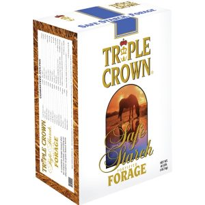 Triple Crown Safe Starch Forage horse feed Kissimmee Valley Feed