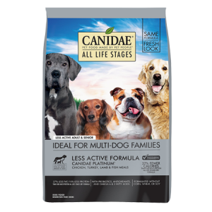 Canidae All Life Stages Less Active Dry Dog Food