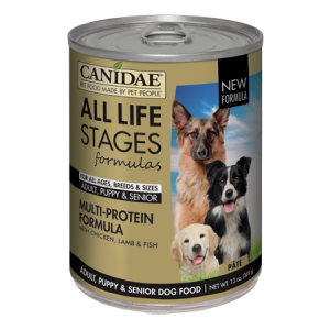 Canidae All Life Stages Multi Protein Wet Dog Food