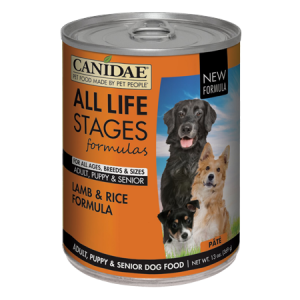 Canidae Life Stages Lamb & Rice Canned Dog Food