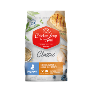 Chicken Soup For The Soul Classic Puppy Food