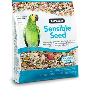 ZuPreem® Sensible Seed™ Bird Food for Large Birds