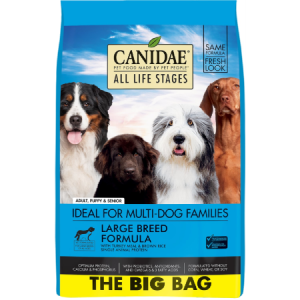 Canidae All Life Stages Turkey Meal and Brown Rice Large Breed Dry Dog Food