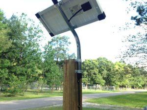 Ghost Controls Premium Solar Panel AXDP