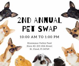 2nd Annual Pet Swap