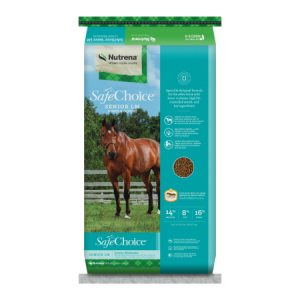 Nutrena SafeChoice Senior LM Horse Feed