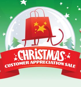 Join Kissimmee Valley Feed Store for our Christmas Customer Appreciation Sale on Saturday, December 12, 2020. This day-long event has something for everyone!