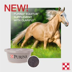 Purina EquiTub supplement