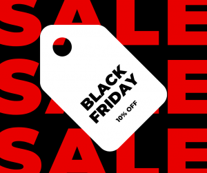 Black Friday Savings Sale
