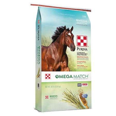 Omega Match Ration Balancer 40-lb Bag