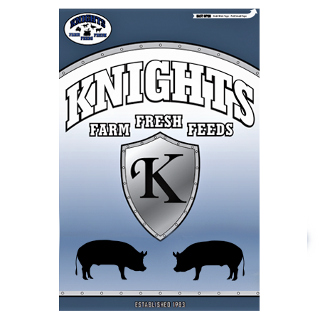 Knights Swine Feed Bag